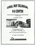 Program for Coral Way Bilingual K-8 Center International Spanish Academies Seminar 2005