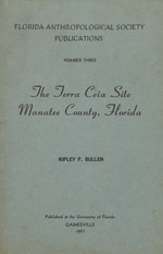 The Terra Ceia site, Manatee County, Florida