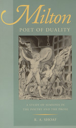 Milton poet of duality