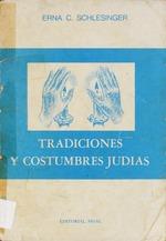 Tradiciones y costumbres judias