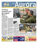 The Aurora newspaper