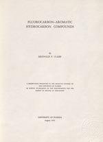 Fluorocarbon - aromatic hydrocarbon compounds