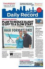 Jacksonville daily record