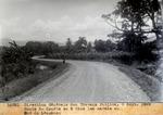 Route 2- Courbe en S dans les marrais au Sud de leogane. Sept 1929
