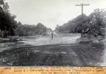 Route 2 - Traversee de ruisseau pres d'Acul- Leogane (section de Carrefour Fauche) Sept 1929