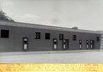 Quartier General de District de la G.D'Haiti - Las Cahobas- Vue de l'interieur de la cour et d'une partie de la prison   Aout 1929