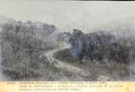 Route 2. Petit - Goave - Miragoane . Courbes brusques de la route actuelle qu'elimine le nouveau trace. 1930