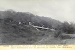 Pont Christophe sur la Riviere du Limbe. Vue generale. Mai 1930