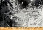 Construction d'egout.- Avenue de Turgeaut- P.- au-P. Sept 1929
