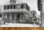 Bureau du Telephone a l'Anse-a- Veau .  Oct. 1929