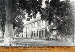 Le Presbytere de petion-ville. Nov 1929