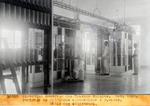 Centrale du Telephone automatique  P.-au-P. Batis  des selecteurs  Nov. 1929