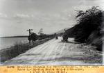 Route 2.- Section petite Saline - Gressier, a l'Est du 2eme. deblai. Dec.1929