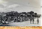 Gardes  haitienne en patrouille pres de Sainte- Anne .P.-au-p Dec 1929