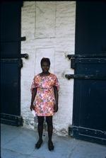 Young Haitian girl