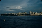 The Havana Bay and Skyline