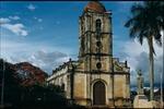 Colonial Church in Trinidad