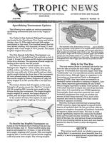 Tropic news. Volume 6. Issue 10.