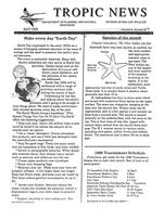 Tropic news. Volume 8. Issue 7.
