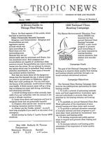 Tropic news. Volume 10. Issue 9.