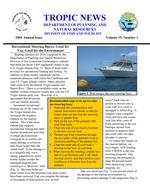 Tropic news. Volume 15. Issue 1.
