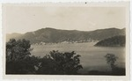 View from the Quarantine station in Saint Thomas Virgin Island
