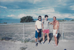 Cuban rafters in Guantanamo and South Florida, 1996 [image 4]