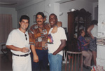 Cuban rafters in Guantanamo and South Florida, 1996 [image 169]