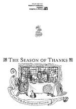 George A. Smathers Libraries Thanksgiving Card ( 2011 )