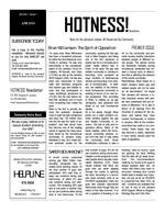 Hotness! Newsletter
