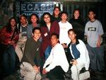 East Coast Asian Student Union trip to Duke, 2002
