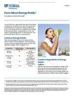 Facts About Energy Drinks