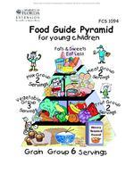 La Piramide de Alimentos para Ninos