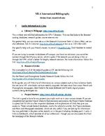 MLA International Bibliography Guide