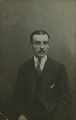 Albert Huet in September 1920