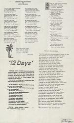 Twelve Days of Christmas in Panama
