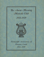 Ancon Morning Musical Club
