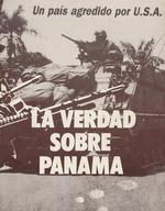 Un pais agredido por USA La Verdad Sobre Panama