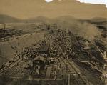 Paying Laborers on Panama Canal
