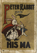 Peter Rabbit and his ma