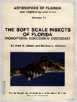 The soft scale insects of Florida (Homoptera Coccoidea Coccidae)