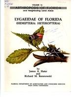 Lygaeidae of Florida (Hemiptera Heteroptera)