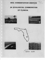 26 ecological communities of Florida