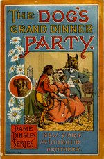The dogs' grand dinner party