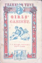 The girl's cabinet of instructive and moral stories