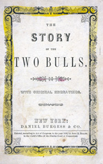 The story of the two bulls