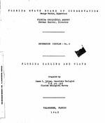 Florida kaolins and clays ( FGS: Information circular 2 )