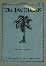 Jacobean, The Voice of Jacob