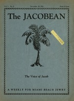Jacobean, The Voice of Jacob