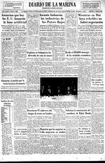 Diario De La Marina November 6 1957